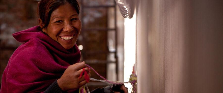 Fair Trade Teppiche